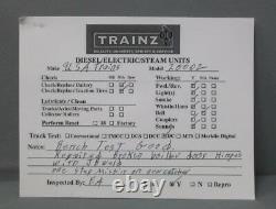 USA Trains 20002 G New York Central J1e Hudson with Sound #5343