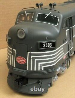 USA Trains R22352A NYC/New York Central F3 A-Unit Diesel Engine G-Gauge NIB
