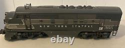 Vintage Lionel 2344 Vintage O New York Central F-3 AA Diesel Locomotive Set