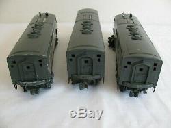 Vintage Lionel Trains New York Central F3 ABA Unit Diesel Locomotive #2344 EX
