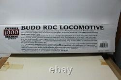 WALTHERS- RDC-1 COACH- NYC M-450 Std DC- HO- Proto1000 has 8pinDCC Metalc Finish
