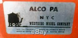 Westside Model Katsumi Brass Alco PA/PB New York Central