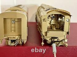 Westside Model O Scale Brass 2R New York NYC Streamlined J3A Hudson NIB