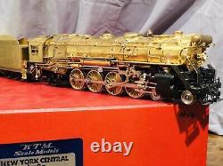 Westside Models KTM O Scale Brass 2R New York Central L2A Mohawk 4-8-2 STUNNING