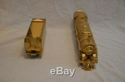 Westside Models brass 2-rail O scale New York Central J1-E Hudson 4-6-4