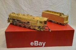 Westside Models brass 2-rail O scale New York Central J3-A Hudson 4-6-4