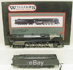 Williams 5602 Brass New York Central 4-8-4 Niagara Steam Locomotive and Tender
