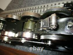 Williams #5602 New York Central 4-8-4 Niagara Steam Engine, Brass Construction
