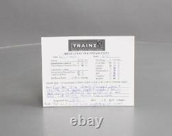 Williams 6101 New York Central Brass O Scale 2-Rail 2-8-2 Mikado Steam Loco #279