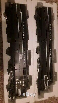 Williams E7 AA New York Central B unit 72' Passenger Car Set Bachmann Lot Lionel