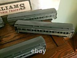 Williams Trains New York Central Madison O Gauge Black & Grey 5 Car Set