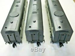 Williams by Bachmann O Gauge 3 Unit New York Central Alco PA-1 Diesels 4205-6-7