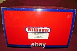 Williams #cs101w New York Central 4-6-4 Hudson #5207 W Whistle Smoke Fits Lionel