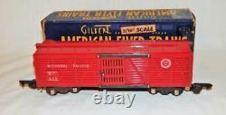 1951 Flyer Américain 5106t Clean Boxed Hudson Freight Ensemble 325ac Steam Complet S
