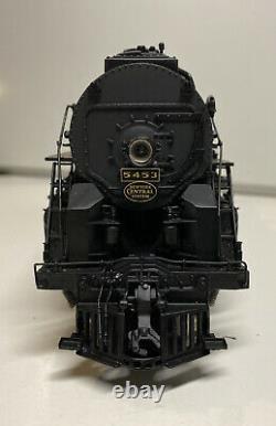 3e Rail / Sunset Models O Scale Brass Nyc J-3a Super Hudson Locomotive #5453