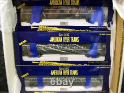 6-49611 American Flyer New York Central Diesel Passenger Set En Ob