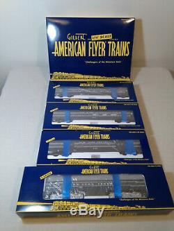 American Flyer 6-48961, 6-48135, 6-48964 De New York Set Central