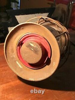 Antique Dietz No. 6 Bellbottom New York Central Railroad Lantern Original