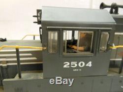 Aristocraft G-scale 22112 U25b New York Central Locomotive Diesel