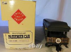 Aristocraft Heavyweight Passager New York Central Hudson River 31407 G-scale