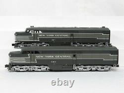 Atlas 1224-2 1225-1 New York Central Fm Loco Aa Avectmcc Railsounds Nib