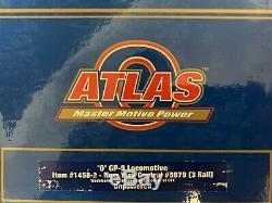 Atlas O New York Central Gp-9 Moteur Diesel Non Alimenté Dummy