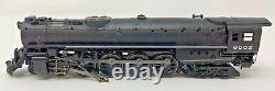 Bachmann Niagra 4-8-4 Avecsmoke, Hd Light & Tender-steam Locomotive Ho Scale