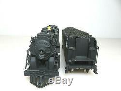 Brass Tenshodo Echelle Ho Nyc New York Central Rr 4-8-2 Mohawk Locomotive # 3138