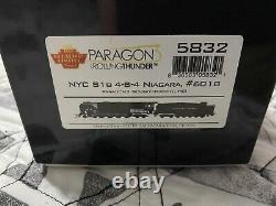 Broadway Limited Paragon3 5832 New York Central 4-8-4 Niagara #6018 Avec Dcc/sound