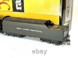 Coucher De Soleil 3e Rail En Laiton O Échelle 2r Nyc New York Central Mohawk F/p Box Très Nice