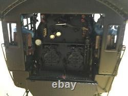 Échelle De Précision Brass O Scale 2 Rail New York Central F-12e 4-6-0