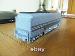 Echelle Ho Rivarossi Streamlined'boxpok ' Wheels New York Central Hudson 4-6-4