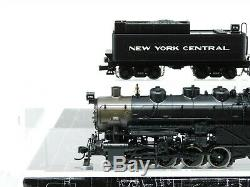 Echelle Ho Walthers Proto 920-67120 Nyc New York Central 0-8-0 Loco Vapeur # 7741