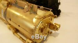 Echelle O 2 Brass Rail Belli Ktm Nyc Niagara 4-8-4. Boîte D'origine