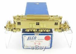 Ho Brass Alco Modèles Nyc De New York Central Electric T-3 Questions De Course A Pied