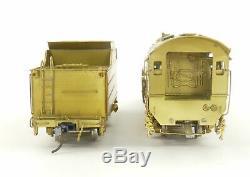 Ho Brass Key Imports Nyc New York Central 1800 H-6a 2-8-2 Mikado
