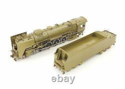 Ho Brass Key Imports Nyc New York Central L-3b 4-8-2 Mohawk 1980 Run