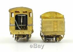 Ho Brass Lmb Modèles Nyc New York Classe Central Ls & Ms F-51 4-6-0