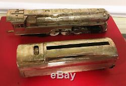 Ho Brass New York Central J-3a 4-6-4 Empire State Hudson Lmb Kumata Rationalisée