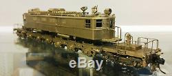 Ho Brass New York Central Nyc P2 Electric Locomotive Nj Laiton Personnalisée Mizuno 1974