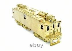 Ho Brass Nj Custom Brass Nyc- New York Central Class Des-3 Oil Electric Box Cab