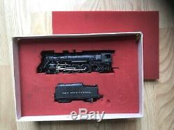 Ho Brass Sunset Nyc New York Central K-5 4-6-2 # 4937 Personnalisé Train