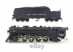 Ho Brass Tenshodo Nyc New York Central 4-8-2 L-3a Mohawk