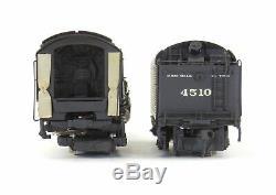 Ho Brass Westside Model Co. Nyc New York Central J-3a 4-6-4 Hudson Painted
