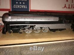 Ho Con-cor Rivarossi 1559 Nyc 4-6-4 Hudson Ese 5429 Empire State Express Mib