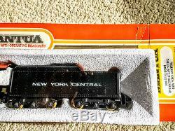 Ho Hudson Locomotive À Vapeur Et Tender Nouveau