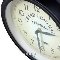 Horloge Murale À Deux Côtés American Station Horloges Grand Central Terminal New York