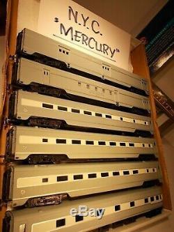 Ihc Ho Échelle De New York Mercury Central (6 De Jeu De Voiture) Rare