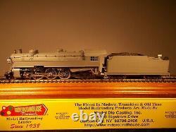 Ihc Ho Scale New York Central Mercury 4-6-2 Loco (rare) New