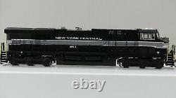 Intermountain 49762s-01 Es44ac De New York Heritage Central # 1853 DCC & Sound